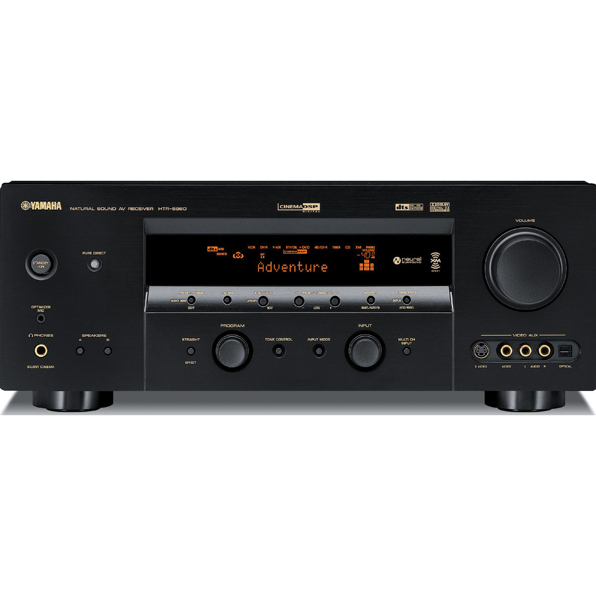 Htr 5960 Htr Av Receivers Audio Amp Visual Products