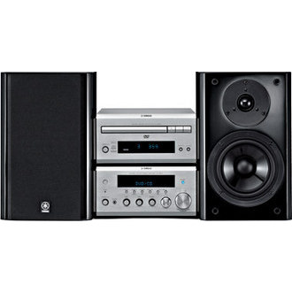 Mcr e810sl mini systems audio visual products for Yamaha stereo systems
