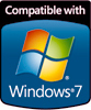 Compatible with Windows7