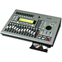 sold wts yamaha aw16g mixer multitrack recorder sampler. Black Bedroom Furniture Sets. Home Design Ideas