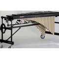 Marimba Miking System - Front View