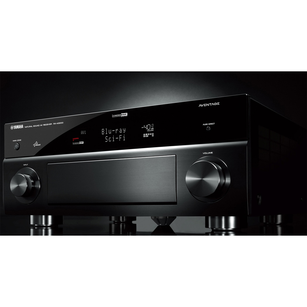 Rx a3000 aventage audio visual products yamaha for Yamaha aventage rx a3000