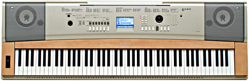 ypg 635 portable grand portable keyboards pianos keyboards musical instruments. Black Bedroom Furniture Sets. Home Design Ideas