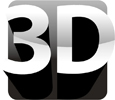 3D映像伝送対応