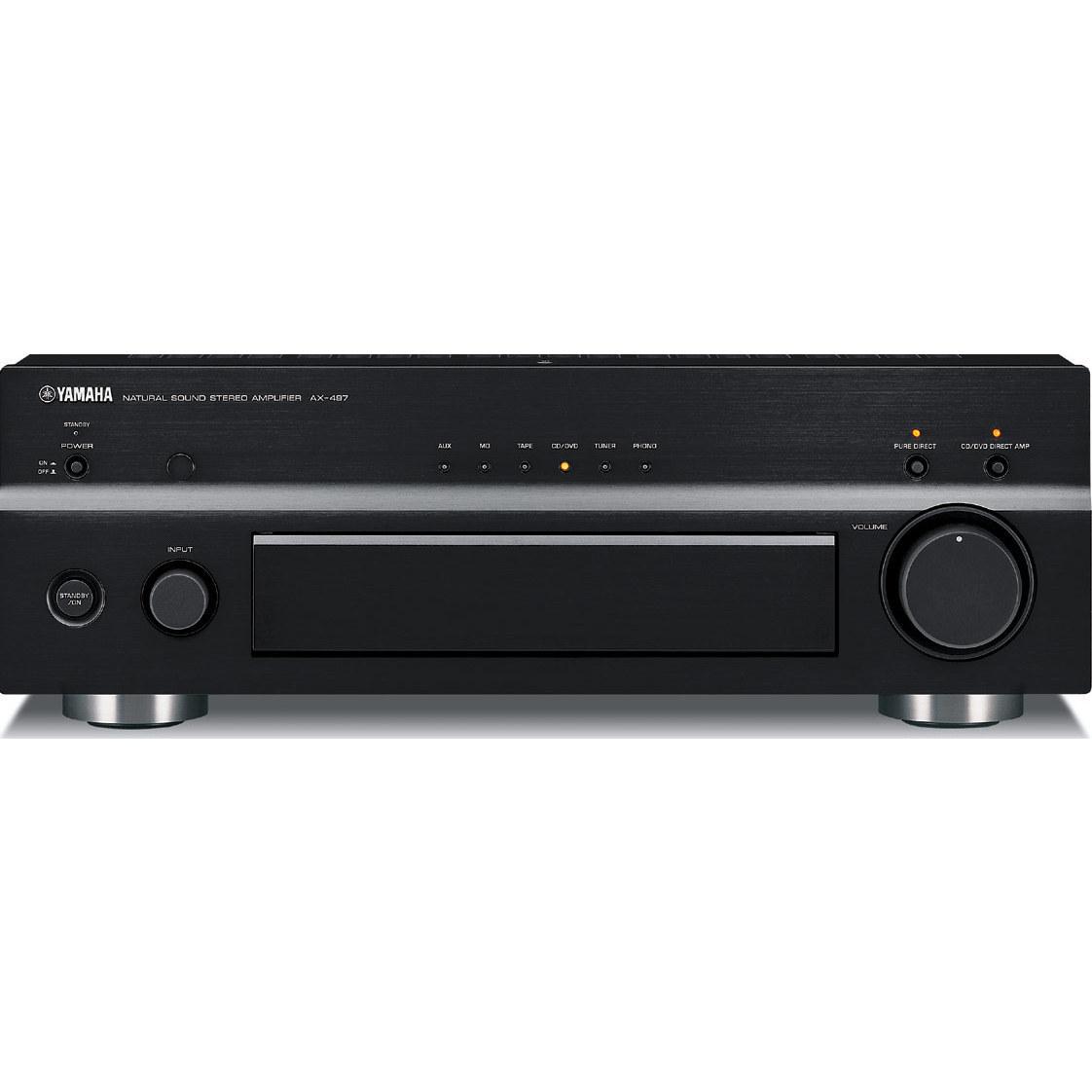 AX-497 - Integrated Amplifiers - Hi-Fi Components - Audio ... Yamaha Audio