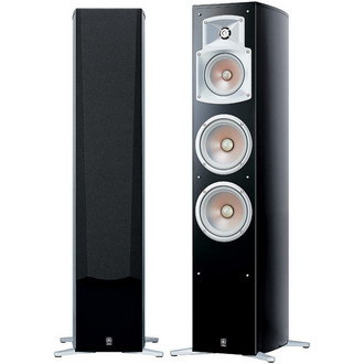 NS-555 - Home Speaker Systems - Speakers - Audio & Visual ... Yamaha Ns 555
