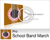 School Band March