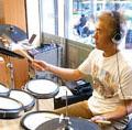ドラム講師柴田先生