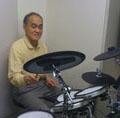 ドラム講師小峯先生