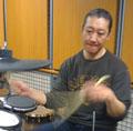 ドラム講師菅沼道昭先生