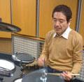 ドラム講師井上先生
