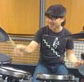 ドラム講師川口先生