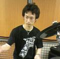 ドラム講師小川先生