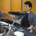 ドラム講師荒木先生