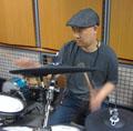 ドラム講師石森先生