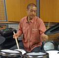 ドラム講師岡村先生
