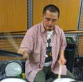 ドラム講師大西先生
