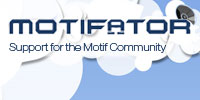 Motifator. Support the Motif Community