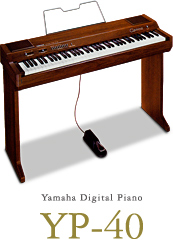 Yamaha Digital Piano YP-40