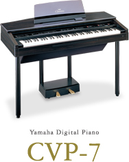 Yamaha Digital Piano CVP-7