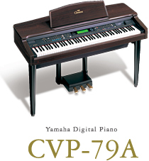 Yamaha Digital Piano CVP-79A