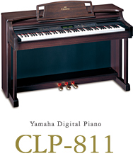 Yamaha Digital Piano CLP-911