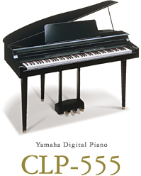 Yamaha Digital Piano CLP-555