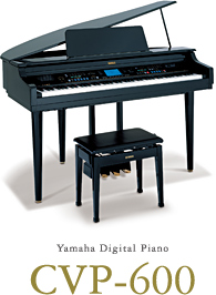 Yamaha Digital Piano CVP-600