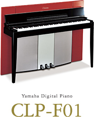 Yamaha Digital Piano CLP-F01
