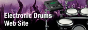 Electronic Drums Web Site