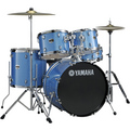 GigMaker Drum Set:Blue Ice Glitter