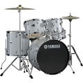 GigMaker Drum Set:Silver Glitter