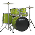 GigMaker Drum Set:White Grape Glitter