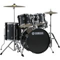 GigMaker Drum Set:Black Glitter