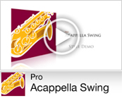 Acappella Swing