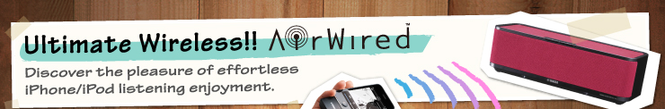 Ultimate Wireless!! AirWired