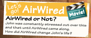 Go!Go! AirWired Movie!