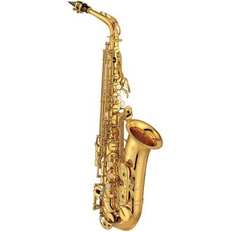 Yamaha Alto Saxophone Models