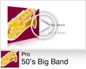50&rsquo; sBig Band
