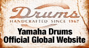 Yamaha Drums Official Global Website.