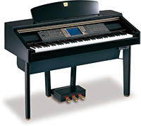 Yamaha Digital Piano CVP-209