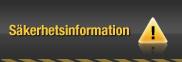 Säkerhetsinformation