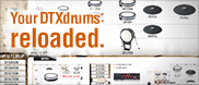 Your DTXdrums: reloaded.