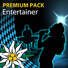 Premium Pack - Entertainer