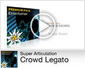 Crowd Legato