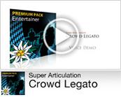 Crowd Legato