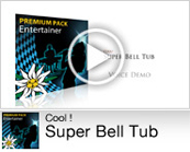 Super Bell Tub