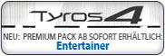 "Neues ""Entertainer"" Voice Pack für Tyros4"