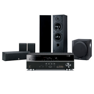 Yht 696au home theatre packages yamaha australia for Home theater yamaha