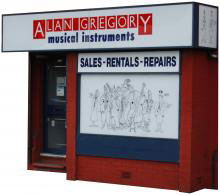 Alan Gregory Musical Instruments